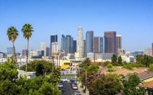 ロサンゼルスの風景