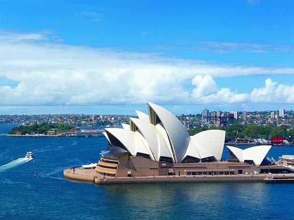 オーストラリア 1週間留学 費用