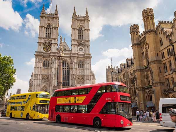 イギリス 1ヶ月留学 費用