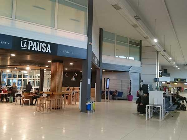 サンセバスチャン空港