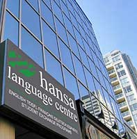 トロント Hansa Language Centre