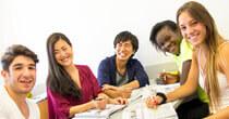 英語も学べるドイツの語学学校