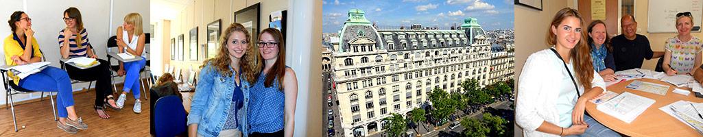 ACCORD Language School(アコール)パリの留学 ブリッジ留学サポート ...